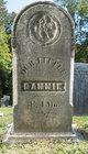 "Profile photo:  Daniel ""Dannie"" Beeman"