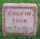 Calvin Coon