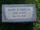 Henry St Clair Chittum