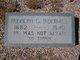 "Profile photo:  Rudolph Gottlieb ""Rude"" Indermill"