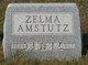 Profile photo:  Zelma Mae <I>Tate</I> Amstutz
