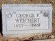 George Phillip Weichert