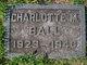 Charlotte Marie Ball