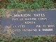 Marion Yates