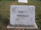 Profile photo:  Mable <I>Myers</I> Freewald