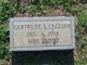Gertrude Elnona <I>Hall</I> English