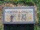 Raymond Lester English