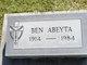 Ben Abeyta
