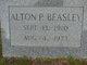 Profile photo:  Alton P. Beasley