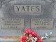 Nancy Isabelle <I>Yates</I> Yates