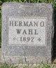 Herman Otto Wahl