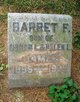 Profile photo:  Barret F James