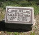 Profile photo:  Albert Willard Blethen