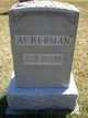 Alta Solyma <I>Smith</I> Ackerman