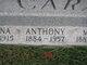 """Anthony """"Antonio"""" Caracci"""