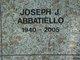 Joseph J Abbatiello