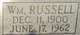 William Russell Bowles