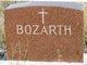 "Profile photo:  Carrie Elizabeth ""Lizzie"" Bozarth"