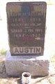 Sarah Jane <I>Green</I> Austin