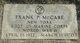 "Francis Patrick ""Duke"" McCabe"
