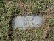 """Jesse Willard """"Jack"""" Helm"""
