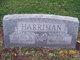 Bertha <I>Nisley</I> Harriman