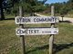 Bryon Community Cemetery