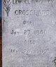 Lemuel Pinckney Crossland, III