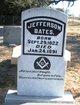 Jefferson Bates