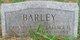 Profile photo:  Clarence H Barley