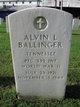 Profile photo: PFC Alvin L Ballinger