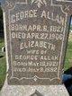 Profile photo:  Elizabeth <I>Harrison</I> Allan