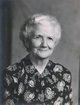 Mary Ann <I>Powell</I> Sergent