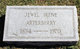 Jewel Irene <I>McMillin</I> Arterberry