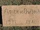 Ambrose Bufford Copenhaver