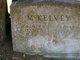 "Anna Elizabeth ""Hannah"" <I>Polk</I> McKelvey"