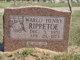 Warlo Henry Rippetoe
