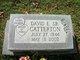 David E Catterton, Sr