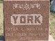 Otha Lynn York