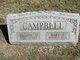 Mary Elizabeth <I>Gryder</I> Campbell
