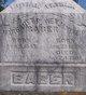 Profile photo:  Benjamin Franklin Baber