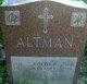 Profile photo:  Joseph P Altman