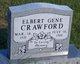 Elbert Eugene Crawford