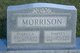 "Nancy Rebecca ""Rebecca"" <I>Clift</I> Morrison"