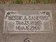 Bessie A. <I>Cook</I> Sanford
