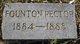 Founton L. Rector