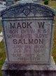 Mack William Salmon
