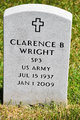 Profile photo:  Clarence Bell Wright, Sr