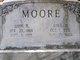 Lora Eugenia <I>Sparks</I> Moore
