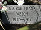 George Frank Welch